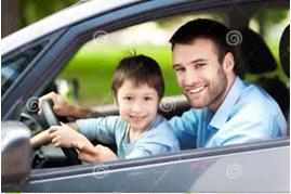 爸爸爱车我爱爸爸